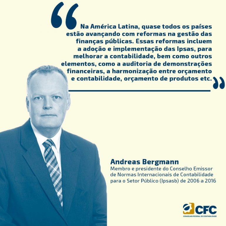 Entrevista do CFC com Andreas Bergmann ex-chair do Ipsasb